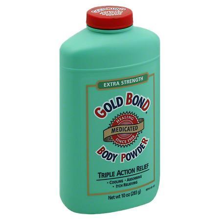 Gold Bond Extra Strength Medicated Body Powder - 10 oz.