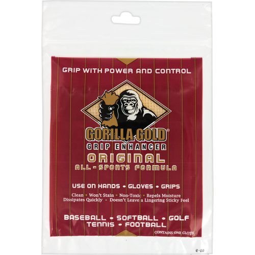 Gorilla Gold Tacky Towel: Gexco Enterprises Grip Enhancet