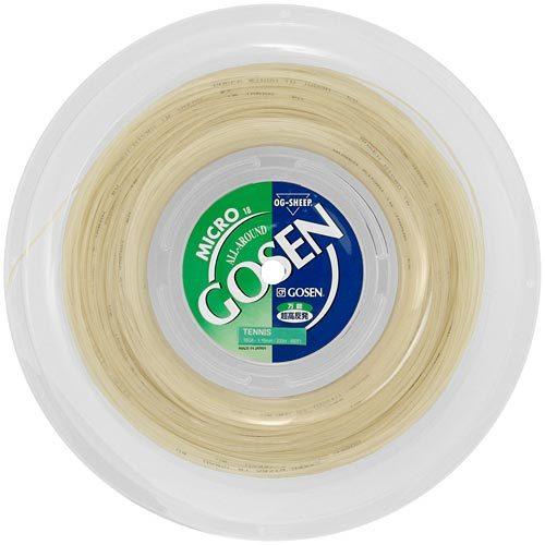 Gosen OG-Sheep Micro 18 660' Reel: GOSEN Tennis String Reels