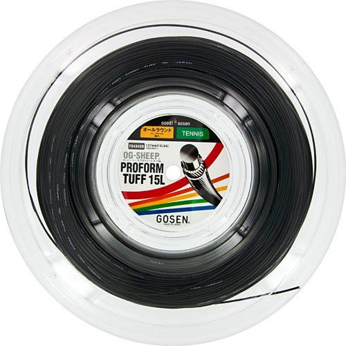 Gosen Pro Form Tuff 15L 660' Reel: GOSEN Tennis String Reels