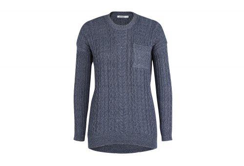 Gramicci Take A Walk Sweater - Women's - marled navy, l/xl