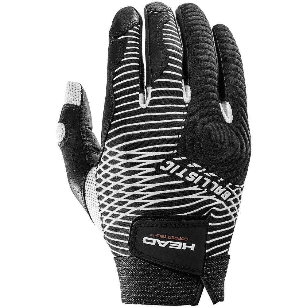 HEAD Ballistic CT Right Glove: HEAD Racquetball Gloves