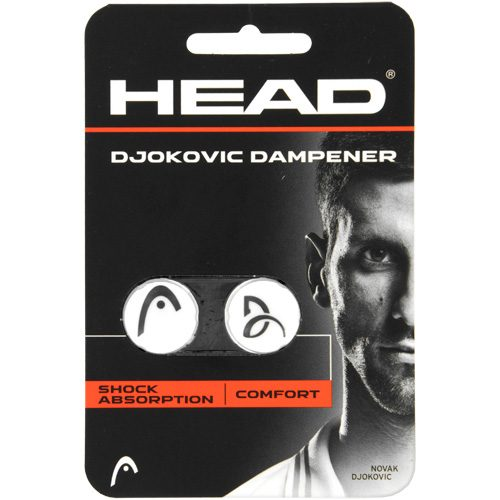 HEAD Djokovic Dampener: HEAD Vibration Dampeners