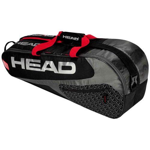 HEAD Elite 6 Racquet Combi Bag 2018: HEAD Tennis Bags