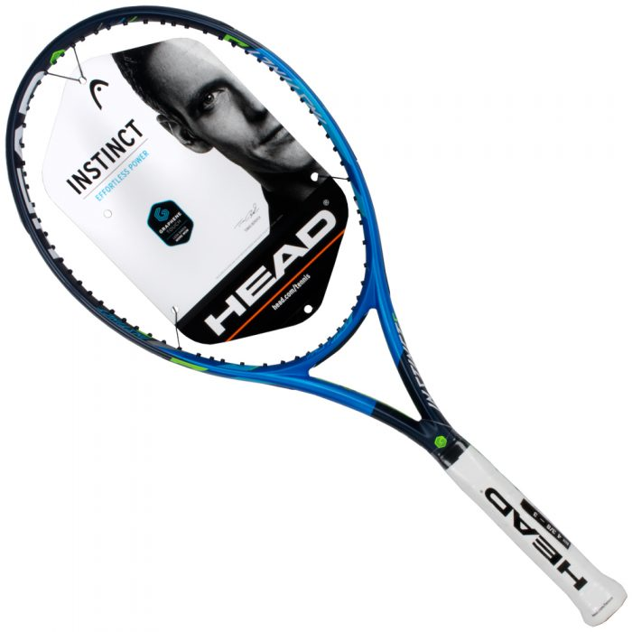 HEAD Graphene Touch Instinct S: HEAD Tennis Racquets