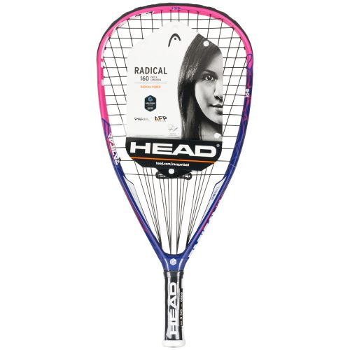 HEAD Graphene Touch Radical 160 Paola: HEAD Racquetball Racquets