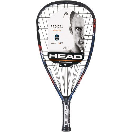 HEAD Graphene Touch Radical 170: HEAD Racquetball Racquets