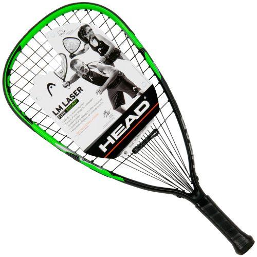 HEAD Liquidmetal Laser: HEAD Racquetball Racquets