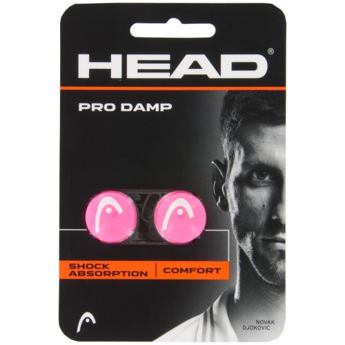 HEAD Pro Damp Pink 2 Pack: HEAD Vibration Dampeners