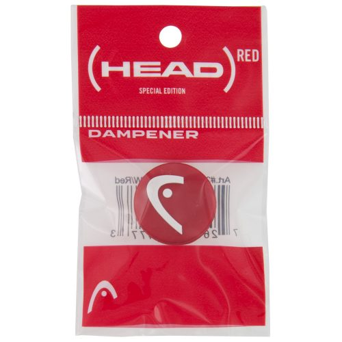 HEAD Red Dampener: HEAD Vibration Dampeners