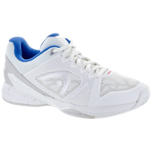 HEAD Revolt Pro 2.5: HEAD Women's Tennis Shoes White/Gray