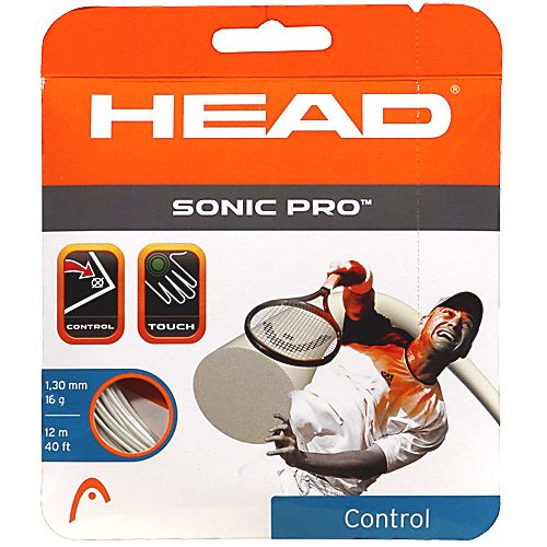 HEAD Sonic Pro 16: HEAD Tennis String Packages