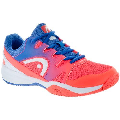 HEAD Sprint 2.0 Junior Marine/Coral: HEAD Junior Tennis Shoes