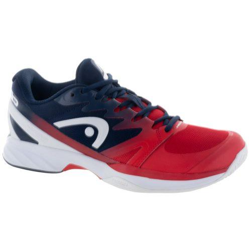 HEAD Sprint Pro 2.0: HEAD Men's Tennis Shoes Red/Black/Iris