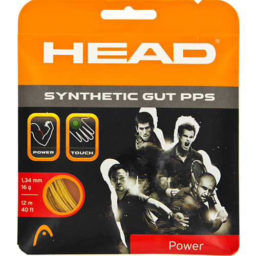 HEAD Synthetic Gut PPS 16: HEAD Tennis String Packages