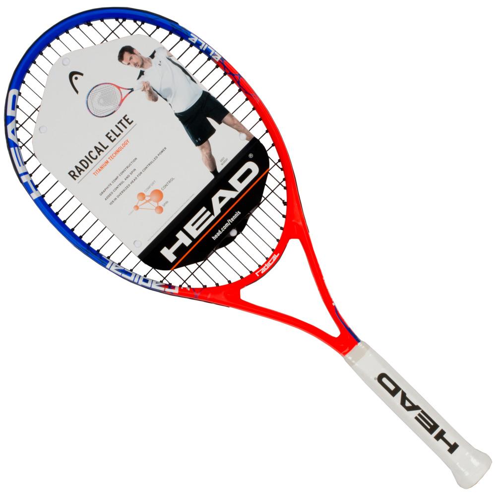 HEAD Ti.Radical Elite: HEAD Tennis Racquets