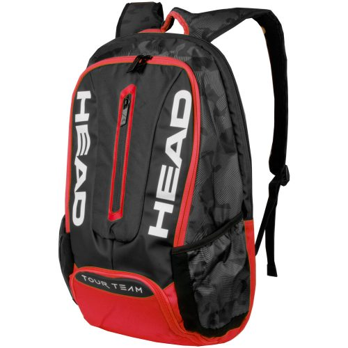 HEAD Tour Team Backpack 2018 Black/Red: HEAD Tennis Bags
