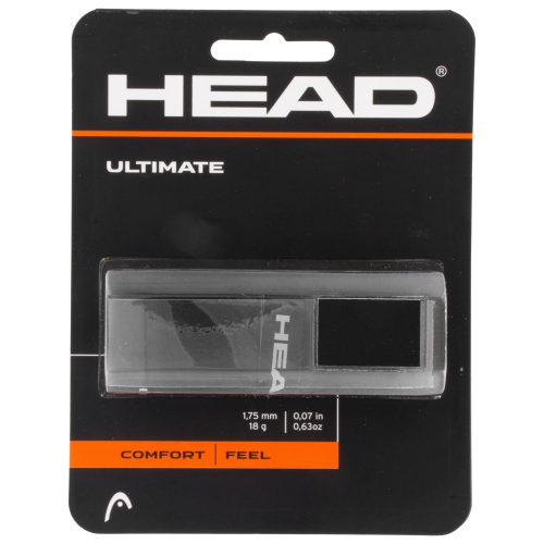 HEAD Ultimate Replacement Grip: HEAD Tennis Replacet Grips