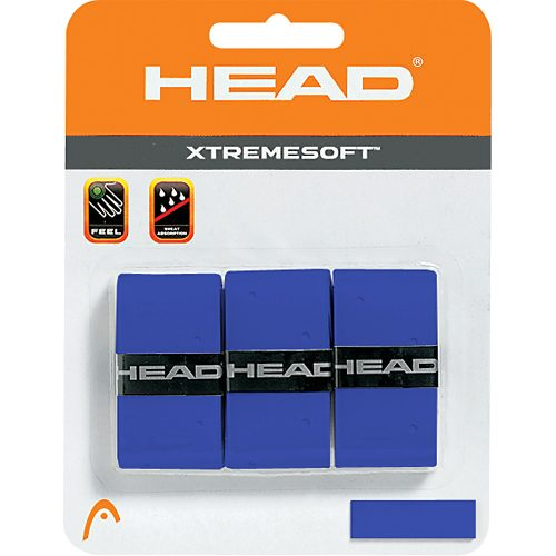 HEAD Xtreme Soft Overgrip 3 Pack: HEAD Tennis Overgrips