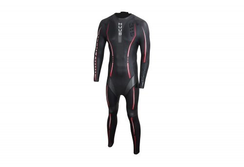 HUUB Aerious I Triathlon Wetsuit - Men's - black/grey, l
