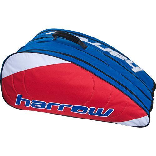 Harrow Pro Racquet Bag: Harrow Squash Bags