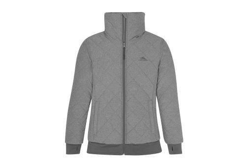 High Sierra Lynn Insulated Full Zip Jacket - Women's - mercury, medium