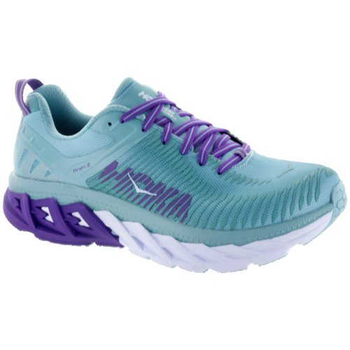 Hoka One One Arahi 2: Hoka One One Women's Running Shoes Aquifer/Sea Angel