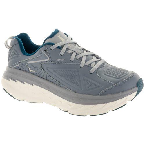 Hoka One One Bondi Leather: Hoka One One Women's Walking Shoes Tradewinds