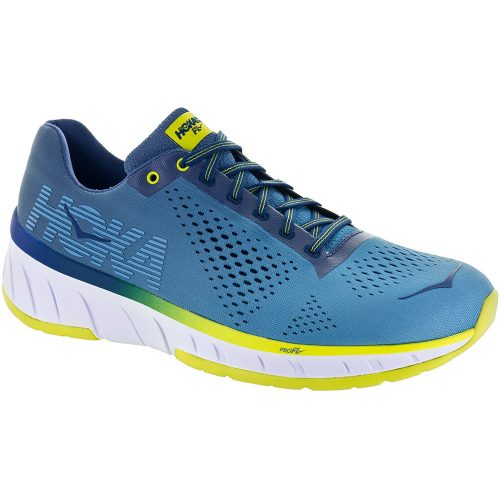 Hoka One One Cavu: Hoka One One Men's Running Shoes Niagara Blue/Vintage Indigo