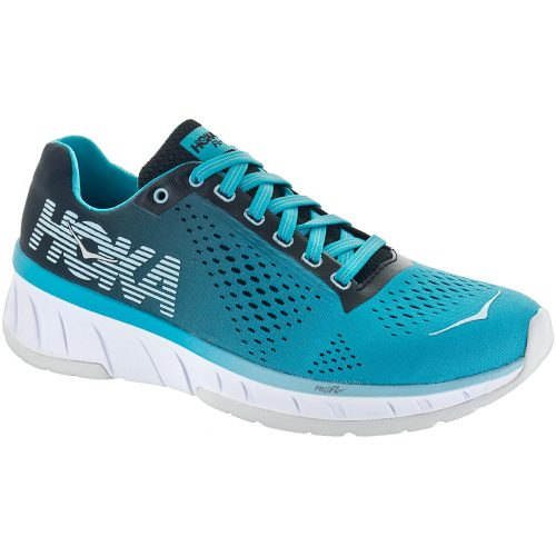 Hoka One One Cavu: Hoka One One Women's Running Shoes Black/Bluebird