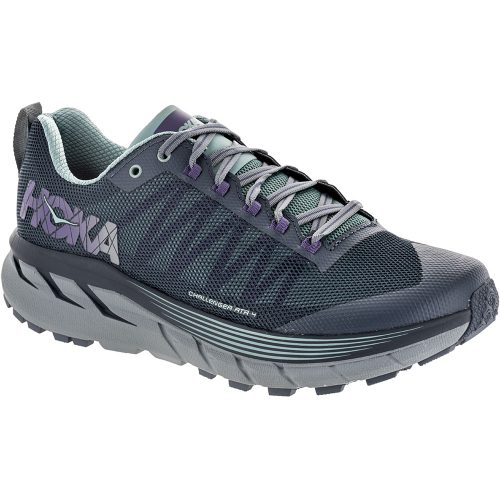 Hoka One One Challenger ATR 4: Hoka One One Women's Running Shoes Aquifer/Vintage Indigo