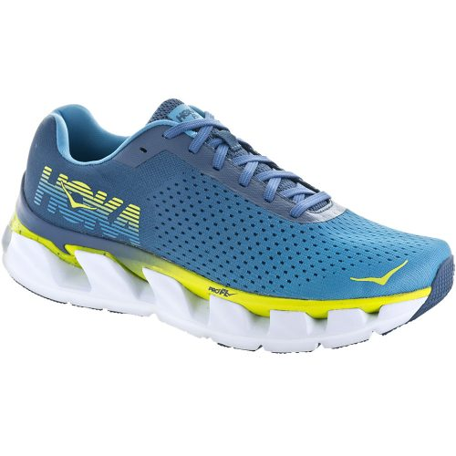 Hoka One One Elevon: Hoka One One Men's Running Shoes Niagara Blue/Vintage Indigo