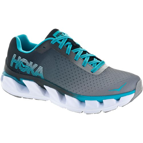 Hoka One One Elevon: Hoka One One Women's Running Shoes Black/Bluebird