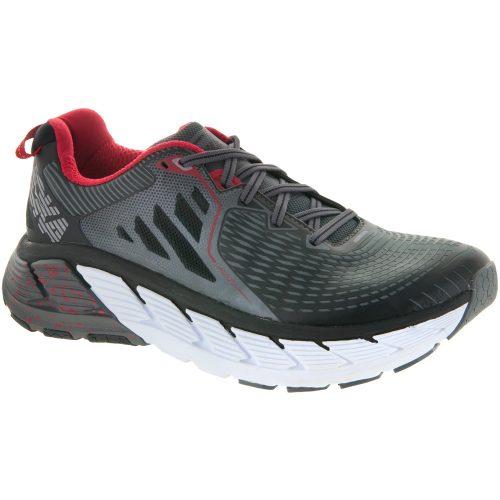 Hoka One One Gaviota: Hoka One One Men's Running Shoes Black/Formula One