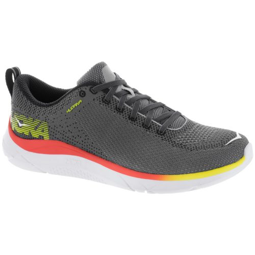 Hoka One One Hupana: Hoka One One Men's Running Shoes Castlerock/Persimmon Orange