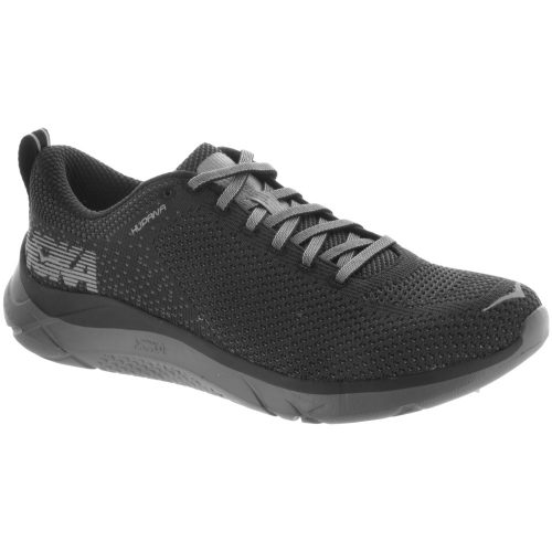 Hoka One One Hupana: Hoka One One Women's Running Shoes Black/Blackened Pearl