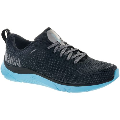 Hoka One One Hupana: Hoka One One Women's Running Shoes Black/Blue Topaz