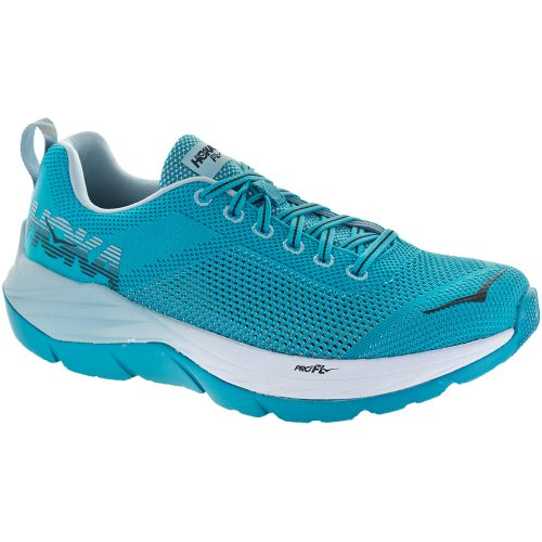 Hoka One One Mach: Hoka One One Women's Running Shoes Bluebird/White