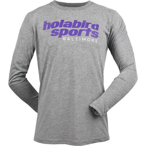 Holabird Sports Baltimore Long Sleeve Tee: Holabird Sports Men's Athletic Apparel