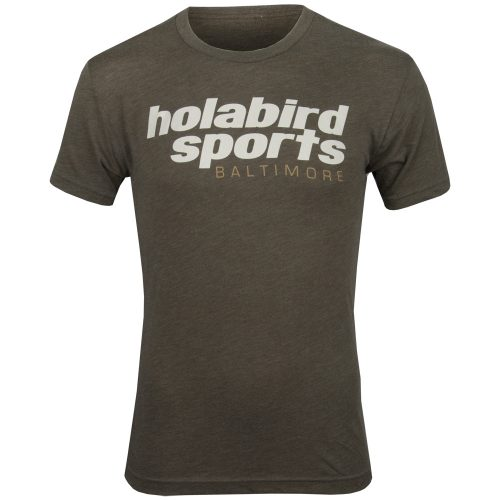 Holabird Sports Baltimore Tri-Blend T-Shirts: Holabird Sports Men's Athletic Apparel