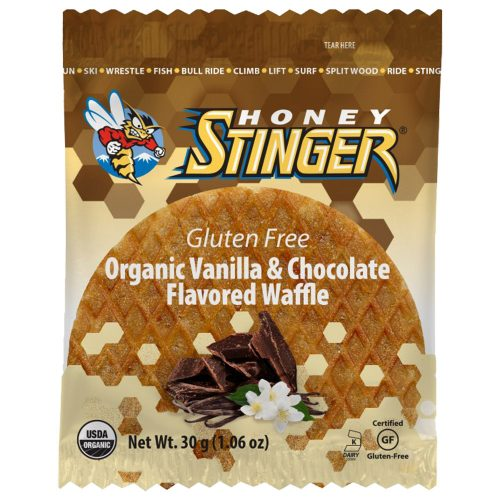 Honey Stinger Gluten Free Waffles 16 Pack: Honey Stinger Nutrition
