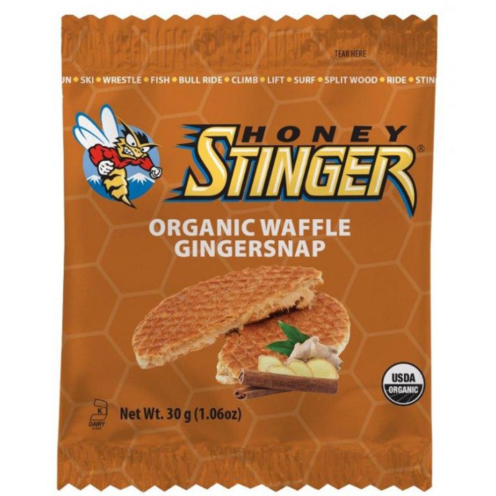 Honey Stinger Waffle 16 Pack: Honey Stinger Nutrition