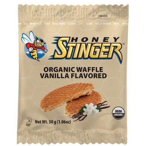 Honey Stinger Waffle 16 Pack: Honey Stinger Nutrition