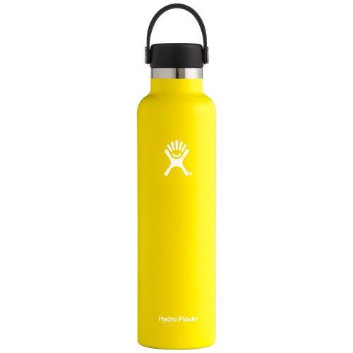 Hydro Flask 24oz Standard Mouth with Flex Cap: Hydro Flask Hydration Belts & Water Bottles