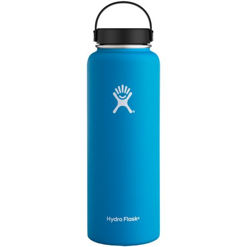Hydro Flask 40oz Wide Mouth with Flex Cap: Hydro Flask Hydration Belts & Water Bottles
