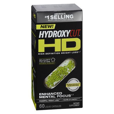 Hydroxycut HD Weight Loss - 60 ea