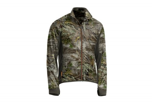 Icebreaker Helix Long Sleeve Zip - Men's - realtree, medium