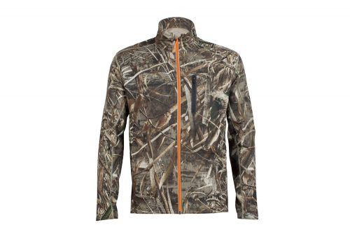 Icebreaker Ika Long Sleeve Zip - Men's - realtree, medium