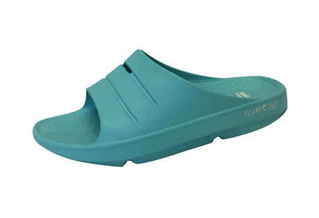 Island Surf Company Crest Slides - Women's