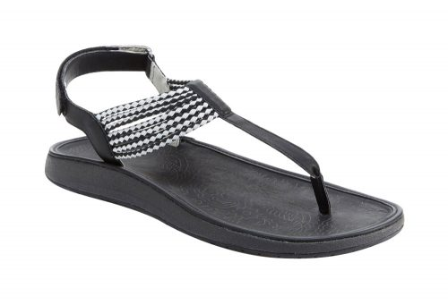 JBU Yasmin Sandals - Women's - black/silver, 8.5